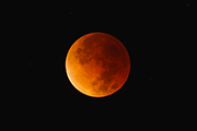 Super Blue Moon Lunar Eclipse on 1/31/2018.